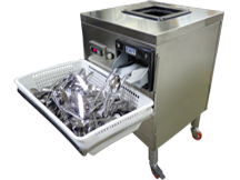 K4 cutlery polisher - saves caterers money